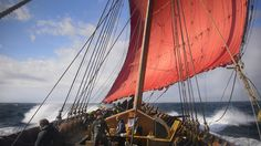 Follow the Draken Harald Hairfair across the Atlantic to Canada & the US April - September!