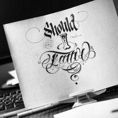 Should tatto