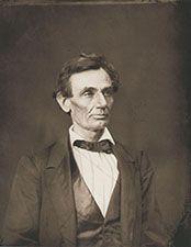 Lincoln by Alexander Hesler, June 1860    http://www.alincolnbookshop.com/html/lincolnpix_civil_war.htm