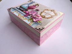 Caixa 3D Papel DH3-035   Laçarote Presentes, Molduras e Artesanato   Elo7