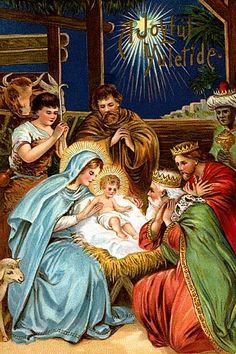 Blissfull Elements: Merry Christmas the real meaning of Christmas!