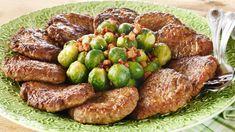 Bilderesultater for koldtbord bilder Pretzel Bites, Sausage, French Toast, Food And Drink, Bread, Dinner, Breakfast, Recipes, Babyshower