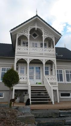 Via Facebook The Fantastic house belonging to Maria Tandstad & Egil Fjellheimen,Norway