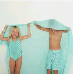 Tucanakids swimwear Summer 2014