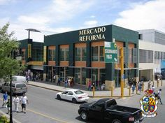 Mercado Reforma. Ciudad Juárez.