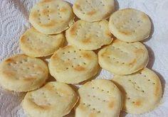 Receta de Bizcochitos Sin Gluten Salados para el Mate