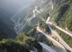 Stairway to Heaven – Tianmen Mountain 5