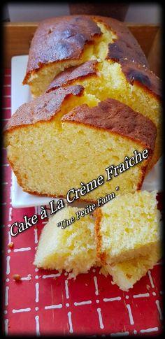 Cake à La Crème Fraîche - Lorin Trumble Homemade Carrot Cake, Easy Carrot Cake, Healthy Carrot Cakes, Homemade Cake Recipes, Pound Cake Recipes, Creamy Cheesecake Recipe, Cheesecake Recipes, Chocolate Cake Mix Recipes, Almond Pound Cakes