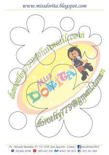 Miss Dorita: Siluetas de Gran Utilidad Decorative Plates, Paper Crafts, Symbols, Letters, Nova, Party Invitations, Decorated Notebooks, Personalized Party Favors, Wedding Invitation