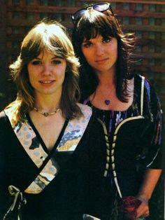 Nancy & Ann Wilson of Heart