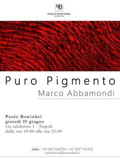Puro Pigmento – Marco Abbamondi nuova collezione Lands – Espoarte