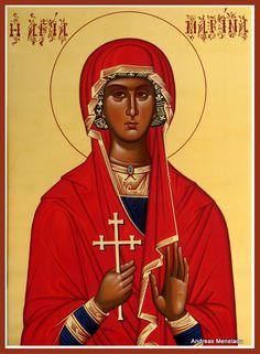 Andreas Menelaou: Byzantine Orthodox Iconographer   Portable Icons