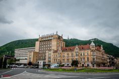 Aro Palace Hotel and Tampa mountain in the background seen on a cold day of May Palace Hotel, City Architecture, Cold Day, Louvre, Mountain, Building, Blog, Photography, Travel