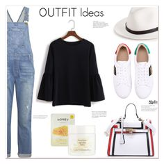 Outfit ideas by mycherryblossom on Polyvore featuring polyvore fashion style Current/Elliott rag & bone Forever 21 Elizabeth Arden clothing