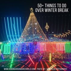 50+ Things to Do While School's Out by Kidding Around Greenville // yeahTHATgreenville