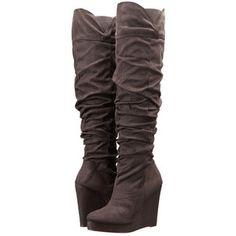 Michael Antonio Orsola Women's Boots, Gray