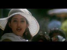 Dil Kehta Hai Chal Unse Mil Video Song | Akele Hum Akele Tum | Aamir Khan, Manisha Koirala | - YouTube