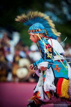 Pow Wow Wendake 2012, via Flickr.