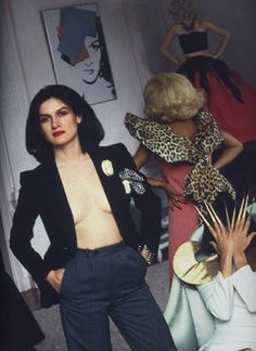 Paloma Picasso - Jeweller