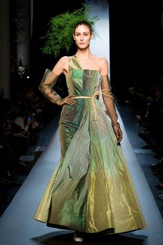 Jean Paul Gaultier Spring 2015 Couture Runway - Vogue