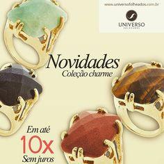 #novidades #natal #revendasemijoias www.universofolheados.com.br