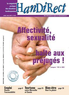 Couverture du magazine numéro 108 : Affectivité, sexualité, halte aux préjugés !