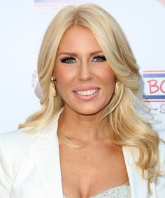 Gretchen Rossi Hairstyle - Formal Long Wavy