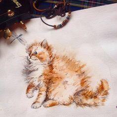 Artist @aily_shamanka  #drawing #draw #art #artist #artwork  #painting  #paint #illustration #watercolor