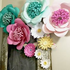 If you like it, please share it! Everyone loves flowers. Especially great big huge pretty flowers! Want to learn how to make huge paper flowers with your Silhouette® machine instead of by hand? A few months ago someone shared this picture on Facebook and right away I was smitten and knew that someday I was …
