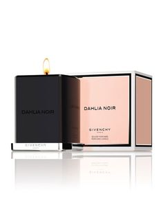f5422ad1d84 Dahlia Noir Candle by Givenchy at Neiman Marcus.Thank you Kat for my b-