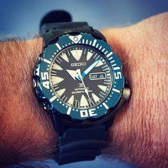 Seiko Prospex Diver SRP581K1 on Instagram