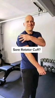 Gym Workouts For Men, Gym Workout Videos, Weight Training Workouts, Gym Workout For Beginners, Workout Guide, Fitness Workouts, Shoulder Workout Routine, Full Body Workout Routine, Rotator Cuff Injury Exercises