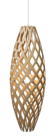 Bamboo Shade by David Trubridge, Koura