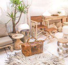 Safari Dining Chair | Safari Stool