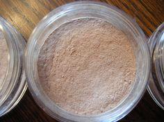 All Natural Light Shade Powder Fountation by RedBirdNaturalLiving