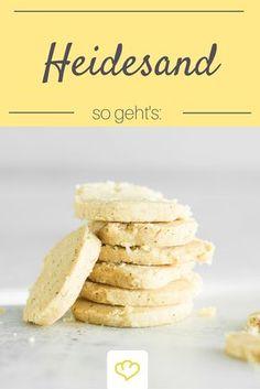 Die Geheimzutat bei diesen köstlichen Heidesand-Plätzchen? - Gebräunte Butter!