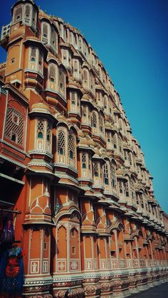 Hawa Mahal #Jaipur #Rajasthan #India