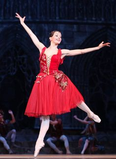 Front view, Kremlin Ballet