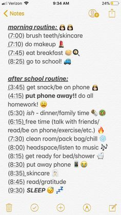 Get in the mood for back to school Health , Adolescent Health , Children Health , Daily Routine , Ni Morning Routine School, After School Routine, School Routines, School Schedule, Daily Routines, Healthy Morning Routine, School Goals, Life Hacks For School, School Study Tips