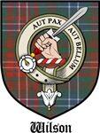 Wilson Clan Badge / Tartan / Wilson Clan Crest