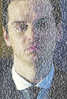 Every word ever spoken by Moriarty...and it's in order. This is incredible.