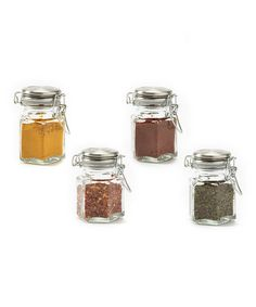 Take a look at this Hexagonal Spice Jar - Set of 12 by Global Amici on #zulily today!