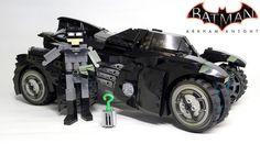 Arkham Knight Batmobile | by Proudlove
