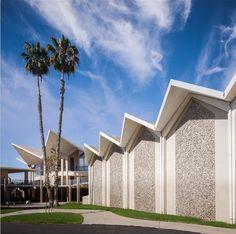 Hope University zigzag roof - photo by Darren Bradley @modarchitecture on instagram