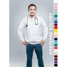 Bluza medyczna męska hansa 3015|Polecamy zakupy w e-sklepie Dersa.pl wszystkim lekarzom, pielęgniarzom, fizjoterapeutom czy ratownikom medycznym