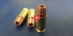 This is the last bullet you'll ever need — watch and see the technology for yourself