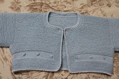Knitting For Kids, Baby Knitting, Knitted Baby, Baby Cardigan, Our Baby, Mittens, Knitting Patterns, Baby Kids, Children