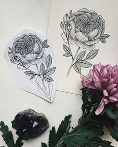 Flower ideas #tattoos