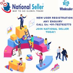 NEW USER REGISTRATION ANY ENQUIRY CALL Us: +91-7827532773 JOIN NATIONAL SELLER TODAY! #Newuser #Registration #Enquiry #Joinnationalseller #Today #Business #Brand #Seller #Buyer #Businesscommunity #Smallbusiness #Community #Startup #Businesshub #Businessgoals #Businessadvice #Marketing #Businessgrowth