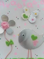 Αποτέλεσμα εικόνας για φυλλο αλουμινιου κοσμημα Homemade Jewelry, Crafty, Christmas Ornaments, Holiday Decor, Blog, Diy, Jewelry Ideas, Craft Ideas, Birds